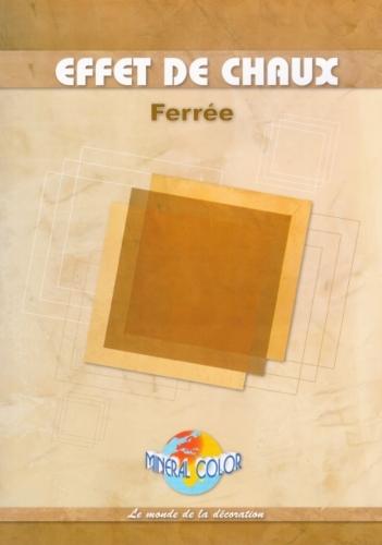 Ферри Effet de Chaux Ferree венецианская штукатурка каталог